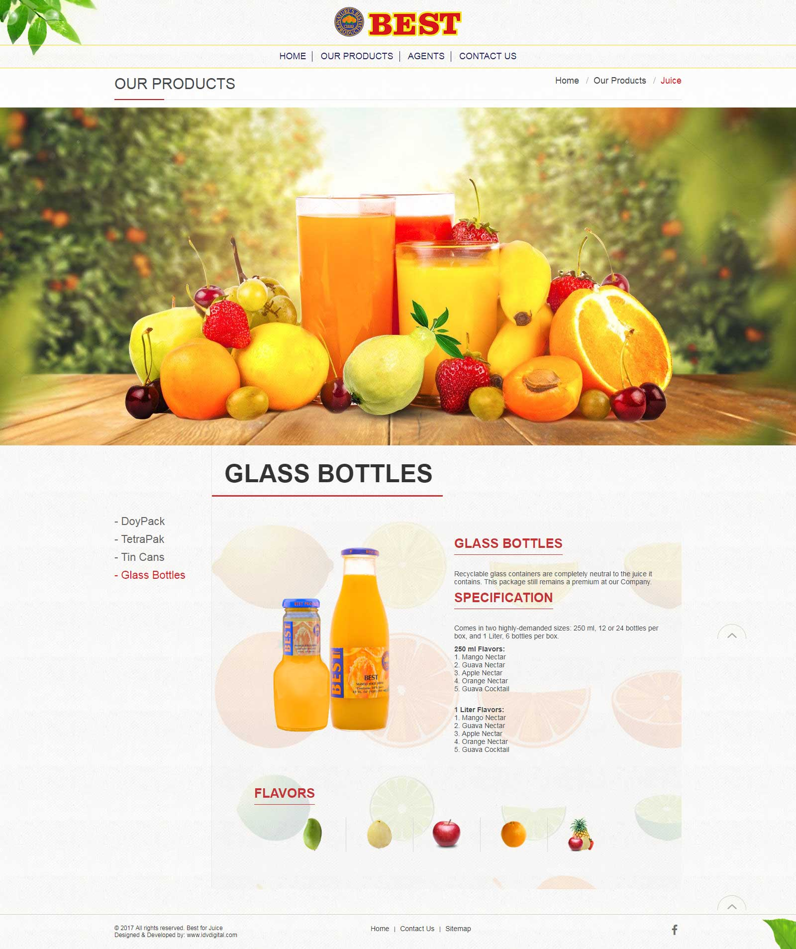 Best juice-web design Egypt-web design Doha