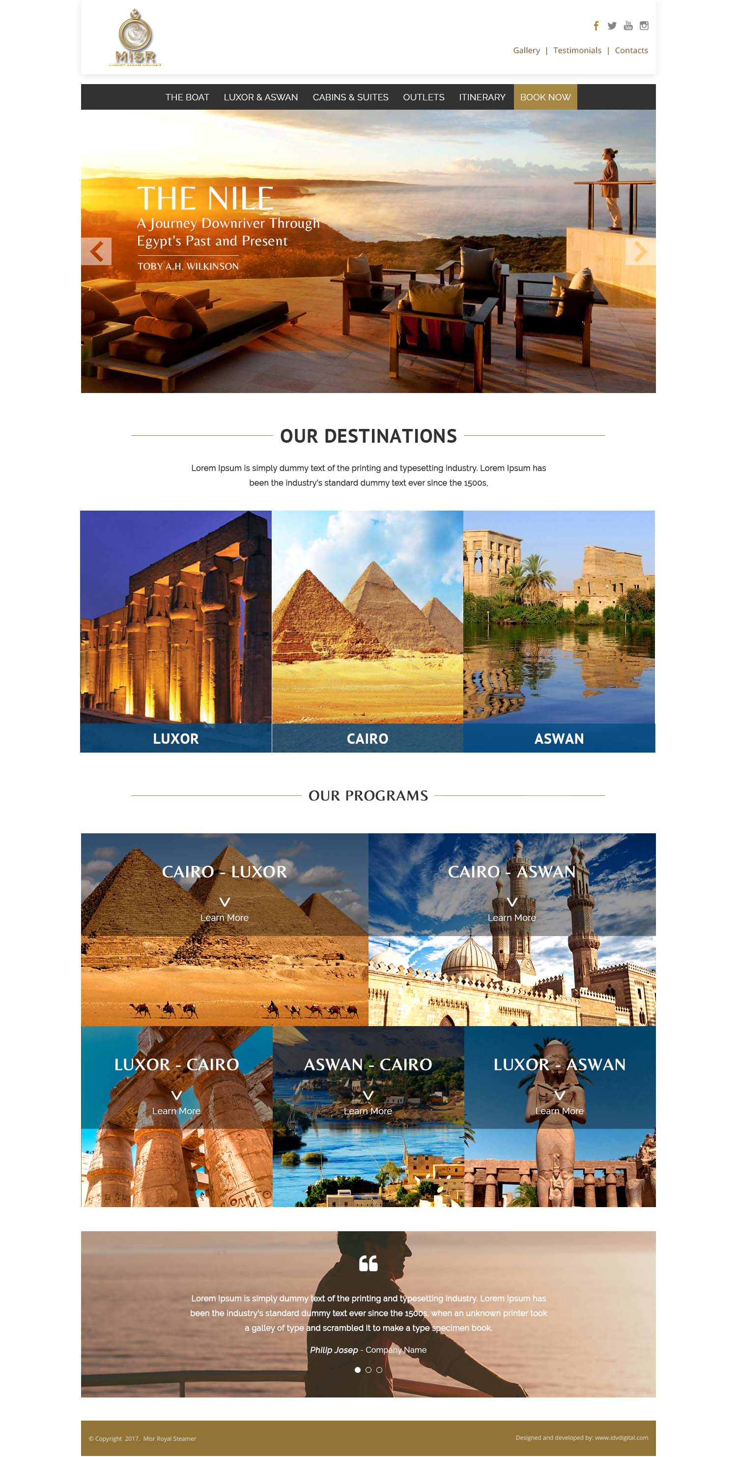 SS Misr-web design Egypt-web design Doha