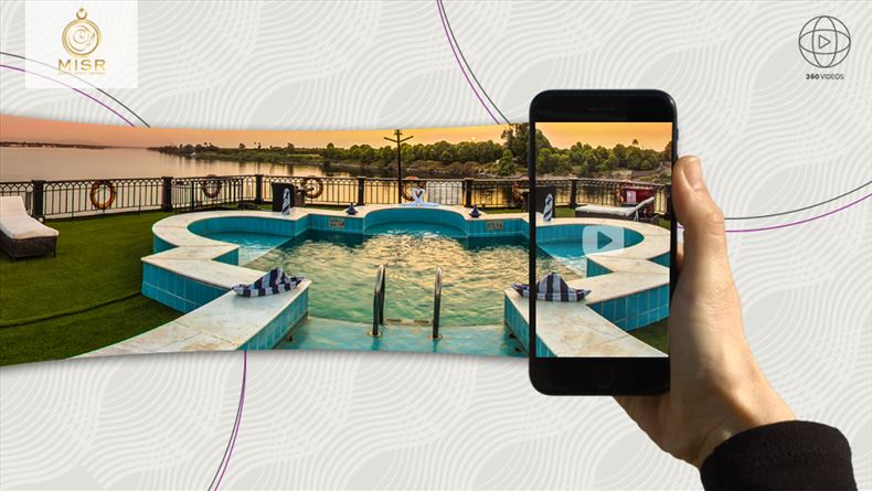 Misr Luxury Steam Cruiser